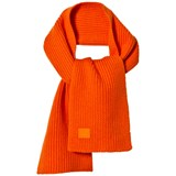 Acne Studios Geranium Orange Mini Bansy Scarf