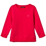 Acne Studios Neon Pink Mini Fairview Sweatshirt