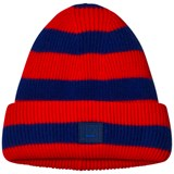 Acne Studios Ink Blue and Red Mini Hat
