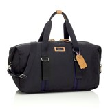 Storksak Black Travel Duffel Bag