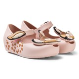 Mini Melissa Pink Bambi Shoes