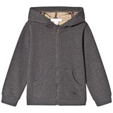 Burberry Charcoal Mini Pearcy Hoody