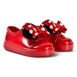 Mini Melissa Red Minnie Mouse Shoes