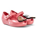 Mini Melissa Pink Lady and the Tramp Shoes