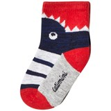 Catimini Navy Shark Socks