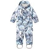Molo BMX Print Polly Summer Coverall