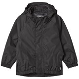 Molo Almost Black Waiton Rainwear