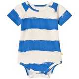 Noe & Zoe Berlin Blue Stripe Infants Body