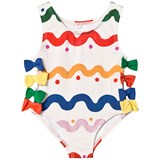 Stella McCartney Kids Wiggle Print Lisa Swimsuit