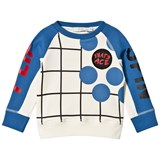 Stella McCartney Kids Blue and White Thyme Sweater
