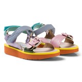 Stella McCartney Kids Multi Colour Snazzy Sandals
