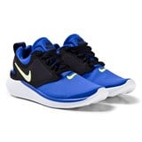 Nike Blue Black and White Nike Lunar Solo Running Shoes