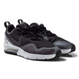 Nike Black and Dark Grey Nike Air Max Fury Running Shoes