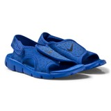 Nike Blue Sunray Sandals