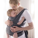 Chicco Grey Boppy Comfy Fit Baby Carrier