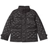 Burberry Grey Quilted Halesworth Jacket