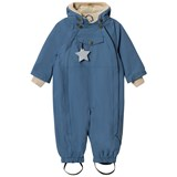 Mini A Ture Light Blue Waterproof Overall