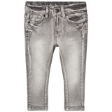 I Dig Denim Light Grey Bruce Slim Jeans