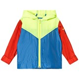 Billybandit Multi Colour Hooded Windbreaker