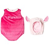 Travis Pink Piglet Tabard with Feature Hat