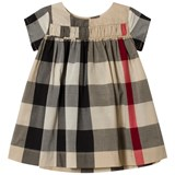 Burberry Beige New Classic Check Short Sleeve Ariadne Dress