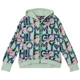 Tommy Hilfiger Multi Branded Print All Over Hoody