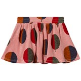 Bobo Choses Lobster Bisque Forest Skater Skirt