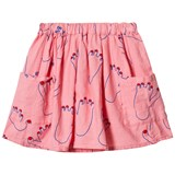 Bobo Choses Strawberry Ice Footprint Skirt