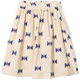 Bobo Choses Buttercream Butterfly Midi Skirt