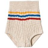 Bobo Choses Buttercream White Knitted Culotte