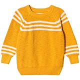 Bobo Choses Banana Yellow Knitted Jumper