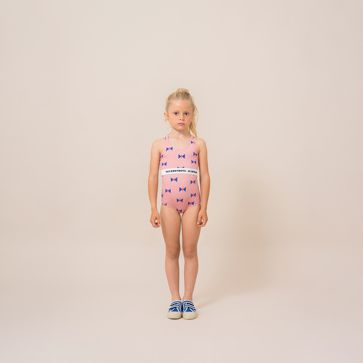 Bobo Choses Lobster Bisque Butterfly Swimsuit | AlexandAlexa