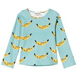Bobo Choses Beryl Green Banana Swim Top