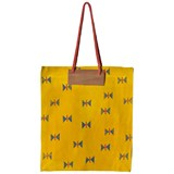 Bobo Choses Banana Yellow Butterfly Handbag