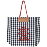 Bobo Choses Turkish Sea Who Vichy Hand Bag