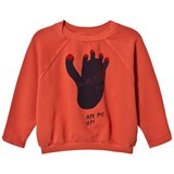 Bobo Choses Spice Route Footprint Raglan Sweatshirt
