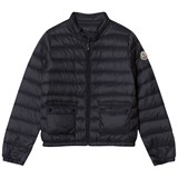 Moncler Black Lans Padded Jacket