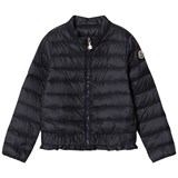 Moncler Black Abricot Padded Jacket