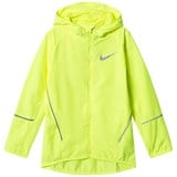 Nike Volt Green Nike Run Jacket