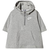 Nike Grey Poncho Club Top