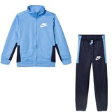 Nike Blue and Navy NSW Tracksuit
