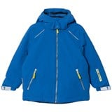 Ticket To Heaven Skydiver Blue With Detachable Hood Conrad Jacket