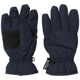 Ticket To Heaven Total Eclipse Blue Ski Gloves