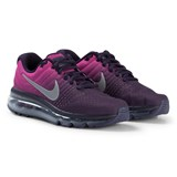 Nike Purple and Pink Nike Air Max Running Shoes