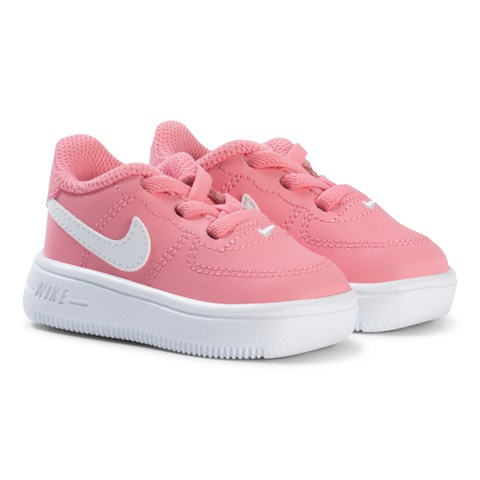 Nike Pink Air Force 1 Infants Trainers
