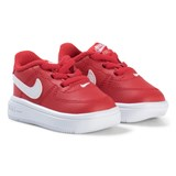 Nike Red Air Force 1 Infants Trainers