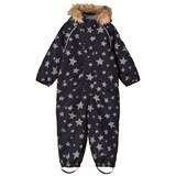 Ticket To Heaven Black Stars Detachable Hood Othello Snowsuit