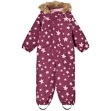 Ticket To Heaven Light Purple Stars Detachable Hood Othello Snowsuit