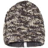 Ticket To Heaven Brown Knit Hat