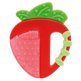 Chicco Strawberry Silicone Teething Ring